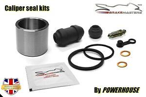 Honda SH150 rear brake caliper piston seal rebuild repair kit set 2009