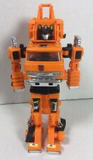 G1 Hasbro Takana Transformer Crane 1980-1982 Toy For Parts Or Repair Nice Rare