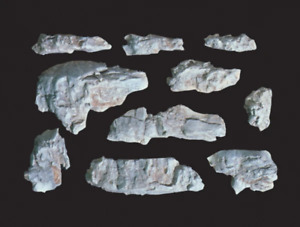 Woodland Scenics Rock Mold-Outcroppings(5X7), #WS-C1230