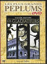 DVD ZONE 2--PEPLUM--LES GLADIATEURS--MATURE/HAYWARD/DAVES