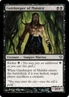 English NM MTG Magic PLAYSET 4x Malakir Bloodwitch x4 Zendikar