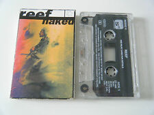REEF NAKED CASSETTE TAPE SINGLE CHOOSE TO LIVE (DEMO) SONY S2 UK 1995