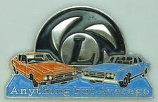 Leyland P76 Pin Badge Choice Of Colours   F020709