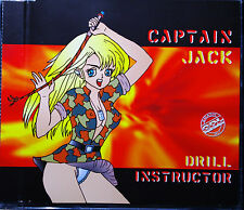 "CAPTAIN JACK ""Drill Instructor"" 4-Track-Maxi-CD 1996"