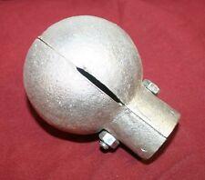 Maytag Engine Model 92 Repro Ball Muffler Cast Alum