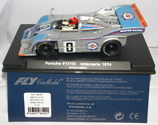 FLY 88199 A-170 PORSCHE 917/10 MARTINI #0   INTERSERIE 1974 HERBERT MULLER  MB