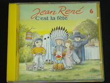 JEAN RENE C'est la fête volume 6 CD