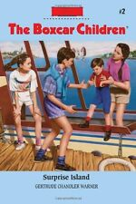 Surprise Island (The Boxcar Children Mysteries) by Gertrude Chandler Warner