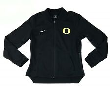 New Nike Oregon Ducks Dry Warm Up Full-Zip Basketball Jacket Women's M 931832