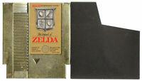 THE LEGEND OF ZELDA Nintendo NES PAL ITA Videogioco