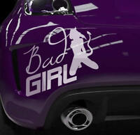 Autoaufkleber Bad Girl Auto Aufkleber OEM Sticker JDM Kleber Decals Funsticker