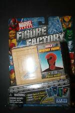 Unmasked Wolverine Mystery Figure Factory ToyBiz Marvel Heroes X-Men