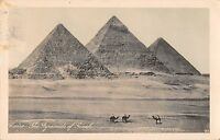 BF5618 the pyramids of gizeh cairo egypt     Africa  Egypt