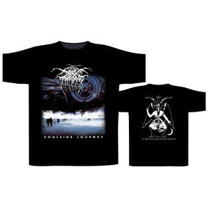 DARKTHRONE - Soulside Journey T-Shirt