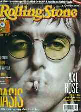 Rolling Stone 2000/02 (Mit CD) Oasis