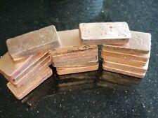 Copper Ingot, Bar, Bullion. 1 Pound, 3 Oz  made from Pure Copper -TOTAL 19OZ-