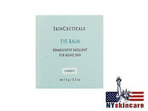 Skinceuticals Eye Balm 14g(0.5oz) Anti-Aging Brand New