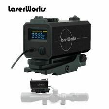 Laser Range Finder Rifle Sight Hunting Rangefinders 700M Crossbow Archery USA