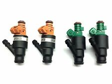 SET OF 4 BOSCH FUEL INJECTOR 1995-2002 FITS SPORTAGE 2.0L 0280150502 0280150504