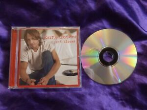 Keith Urban - Get Closer Deluxe Limited Edition CD 7 titres bonus, 4 Live Target