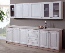 Küche / Küchenzeile / Küchenblock / Esche / 260 cm / NEU