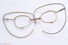ANTIQUE BRASS EYE EXAMINATION GLASSES, FRAMES?