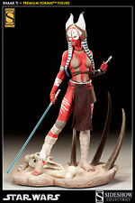 Star Wars SIDESHOW Exclusive SHAAK TI PREMIUM FORMAT FIGURE Statue Sealed NEW
