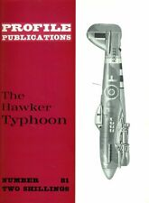 HAWKER TYPHOON - PROFILE #81 - PDF DOWNLOAD - 12 PAGES - ***DOWNLOAD***