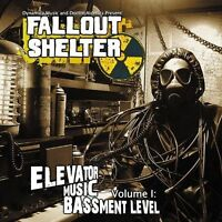 FALLOUT SHELTER - ELEVATOR MUSIC (BASSMENT LEVEL), VOL. 1 NEW CD