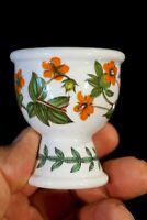 Beautiful Portmeirion Botanic Garden Scarlet Pimpernel Single Egg Cup