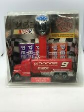 PEZ  Candy Dispenser  NASCAR Semi-Truck KASEY KAHNE 9 Dodge Red Base Collectible