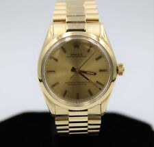 Rolex 1002 14KT Oyster Prepetual Day Just Watch
