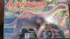 "Lindberg #70281 10-inch long Apatosaurus Nib dinosaur model ""Brontosaurus"""