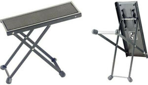 Stagg Guitar Foot Stool - Black, New
