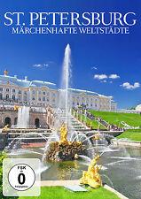 DVD St. Petersburg Märchenhafte Weltstädte