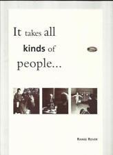 Range Rover 1994 Car Sales Brochures
