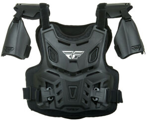 Fly Racing CE Revel Chest Roost Guard Protector Adult & Youth Motocross MX/ATV