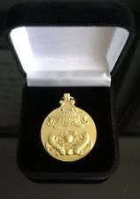 DERBY COUNTY: Football League Division 2 champions replica medal, numbered ltd