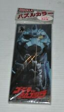 GODZILLA Coloring PENCIL Color Pencil SEALED Sakamoto JAPAN