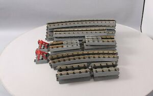 MTH O Gauge Assorted Curved & Straight Track Sections [24]
