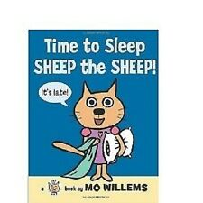 Time to Sleep, Sheep the Sheep! Cat the Cat BOOK, NEW