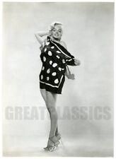 MARILYN MONROE GENTLEMEN PREFER BLONDES 1953 LOVELY ORIGINAL VINTAGE PHOTOGRAPH