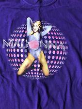 Madonna concert t shirt size small