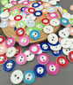 Mixed Resin buttons Sewing and Scrapbooking 2 holes Crafts 13MM