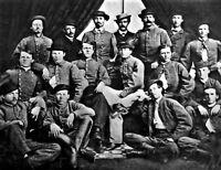 New 8x10 Civil War Photo: CSA Ranger John Singleton Mosby 43rd Virginia Cavalry