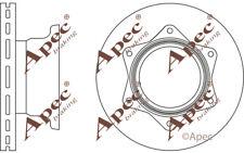 REAR BRAKE DISCS (PAIR) FOR MERCEDES-BENZ VARIO GENUINE APEC DSK2797
