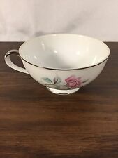 Valmont China Spring Rose Tea Cup. c