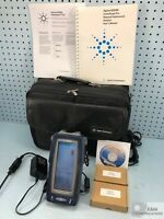 N2620A-1 AGILENT DELL FRAMESCOPE PRO HANDHELD GIG-E NETWORK PERFORMANCE ANALYZER