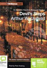 Arthur W. UPFIELD / DEVIL'S STEPS      [ Audiobook ]