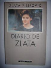 Espagnol: Guerre Yougoslavie, Bosnie Sarajevo: Diario de Zlata, 1994, BE